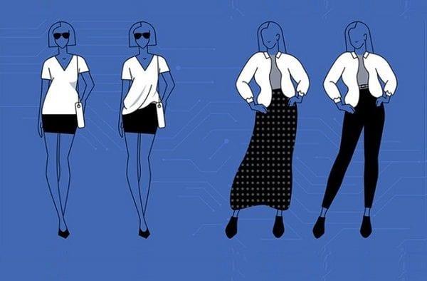 Facebook te recomienda cómo vestirte con su inteligencia artificial