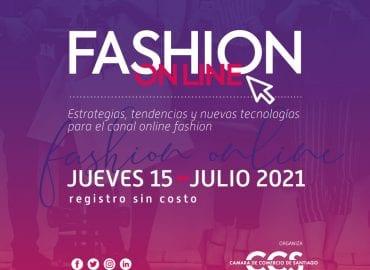 Gran convocatoria en Fashion Online 2021